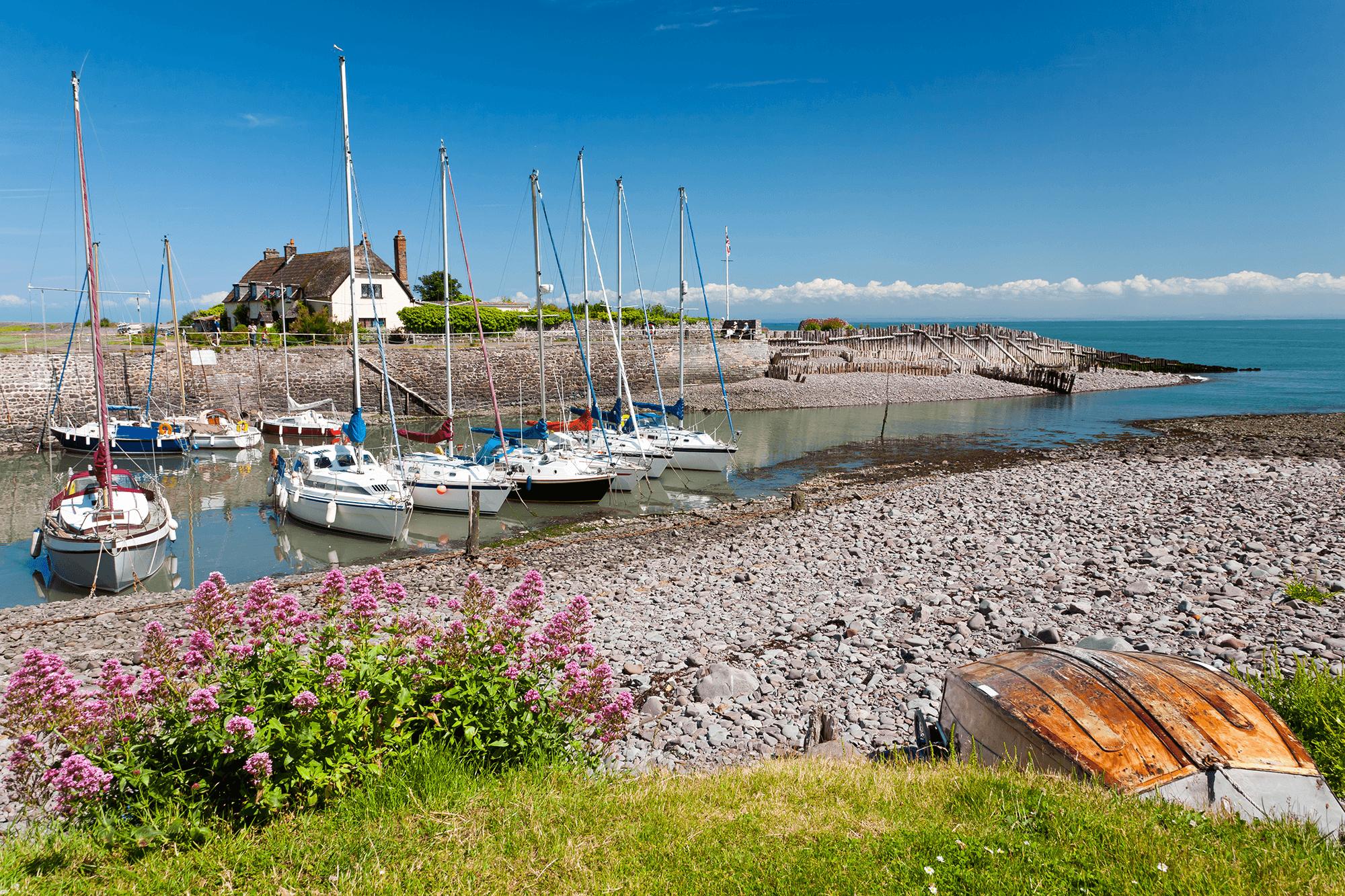 Porlock Weir - Boating