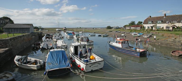 Porlock Weir - Harbour View